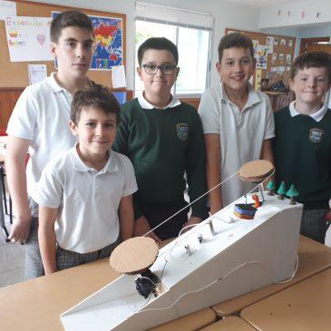 Circuitos eléctricos de los alumnos de 6º de primaria